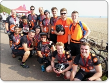 London to Brighton Charity Bike Ride - Bike 4 Cancer